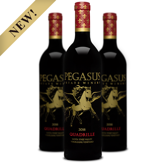 2016 Quadrille Pegasus Estate Winery