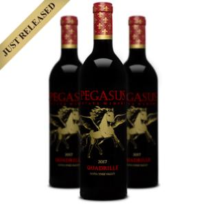 2017 Quadrille Red Blend Pegasus Estate Winery